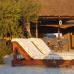 Elephant Sands Lodge Loungers