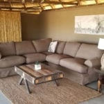 Elephant Sands Adventure Lodge Lounge