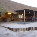 Elephant Sands Adventure Lodge Main Building