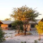 Elephant Sands Adventure Lodge Tents