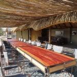 Elephant Sands Adventure Lodge Dining