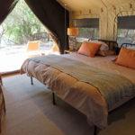 Kigelia Adventure Lodge Tent Interior
