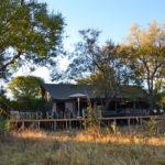 Shokomoka Adventure Lodge Main Building