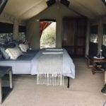 Shokomoka Lodge Tent Interior