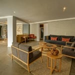 Atlantic Garden Boutique Hotel lounge