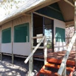 Sharwimbo Adventure Lodge tent