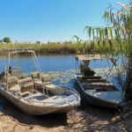 Sharwimbo Adventure Lodge boats